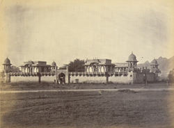Ulwar State Boarding House, Mayo College [Ajmer].